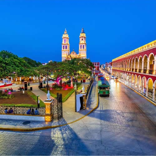 Campeche: The perfect escapade