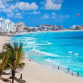 Cancún: A safe destination