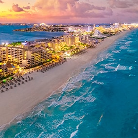 Celebrate Cancun's 51 years