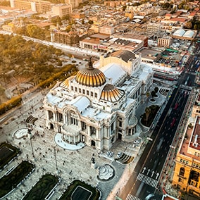 Discover 4 incredible Historical Monuments while traveling to Mexico