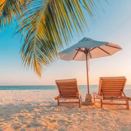 Ideal beaches to do Beach Office in Mexico