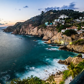 Live an adventure in the wonders of Acapulco