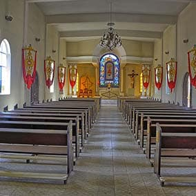 Mission of Our Lady of del Pilar of All Saints