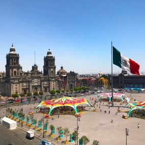 Zócalo and Historical Center
