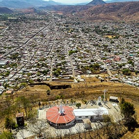 Cerrito de Cristo Rey (Christ the King's Small Hill)