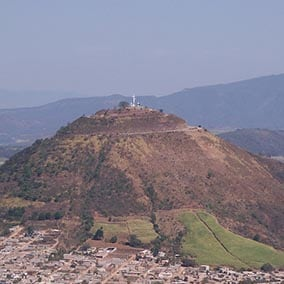 Cerro de la Cruz (Hill of the Cross)