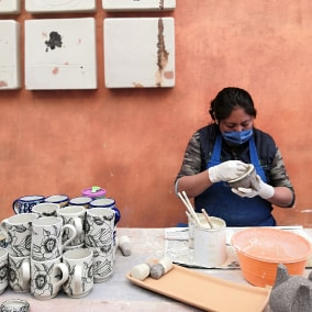 Talavera workshops