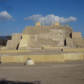 Tehuacán Viejo Archaeological Site and Museum