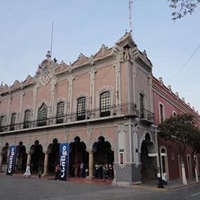 Palacio Municipal (City Hall)