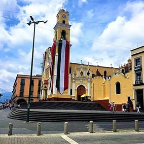 Cathedral of Xalapa